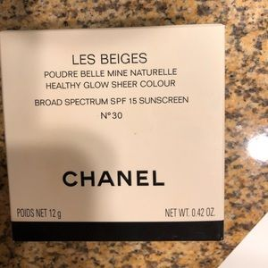 Chanel Bronzing Powder, just tried